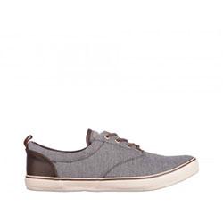 Pantofi casual Gryxx gri, din material textil